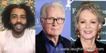 """""""The View"""" Guest List: Martin Sheen, Jean Smart to Appear Week of June 14th - LaughingPlace.com"""