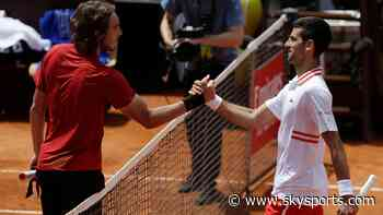 History beckons for Djokovic, Tsitsipas at French Open