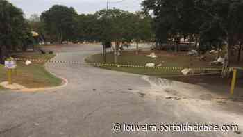Vinhedo realiza mudanças na circulação de veículos no Parque Municipal - Portal da cidade