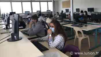 A Epernay, les élèves de 3e passent la certification Pix - L'Union