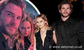 Liam Hemsworth goes instagram official with girlfriend Gabriella Brooks at charity event in Sydney