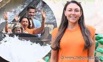 Radiant Michelle Heaton enjoys family day out after rehab stint amid addiction battle