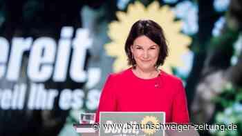 Grüne bestätigen Baerbock als Kanzlerkandidatin