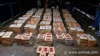 Decomisan mil 600 paquetes de droga en Punta Burica; tres personas fueron capturadas - La Prensa Panamá