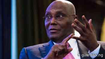 Atiku to sink $20m in Adamawa economy | The Guardian Nigeria News - Nigeria and World News — Nigeria — The Guardian Nigeria News – Nigeria and World News - Guardian