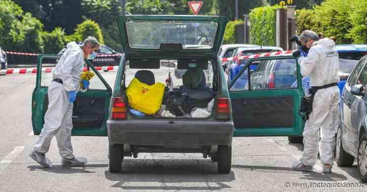 Milano, 55enne ucciso a coltellate in auto: la moglie in caserma per accertamenti