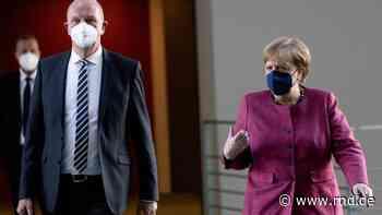 """Angela Merkel: """"In einer Demokratie zählt jede Bürgerin und jeder Bürger"""" - RND"""