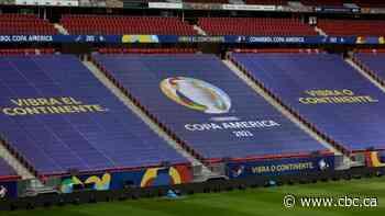 Copa America: Venezuela confirms 12 COVID-19 cases ahead of tournament opener against Brazil