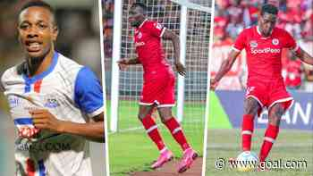 Azam FC's Dube and leading scorers in Mainland Premier League