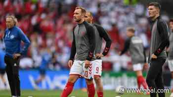 Denmark captain Eriksen collapses during Euro 2020 match against Finland
