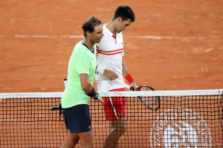 Novak Djokovic on beating Rafael Nadal: 'Best match I ever played at Roland Garros'