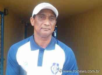 COVID-19: Treinador de futebol responsável pelo primeiro título estadual de Vilhena é internado - ROLNEWS
