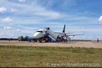 Obras no aeroporto de Vilhena proporcionam retorno de voos para o município - Rondônia Dinâmica