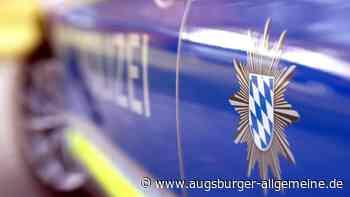 Fahrer in Illertissen begehen Unfallflucht - Augsburger Allgemeine