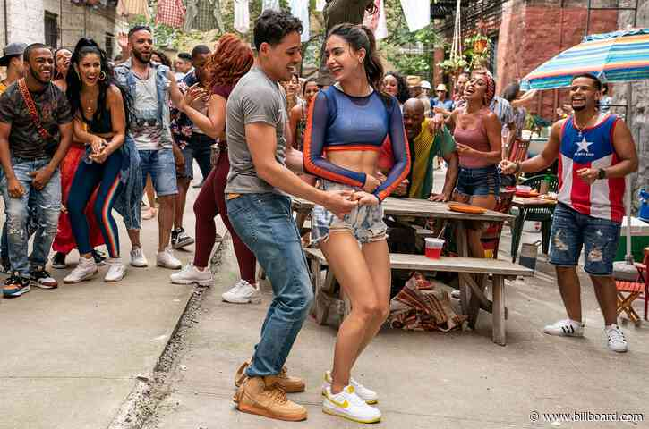 Box Office: 'In the Heights' Battling 'Quiet Place 2' for No. 1