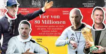 EM 2021: So denken Trainer aus Bonn und der Region über die DFB-Elf - General-Anzeiger Bonn
