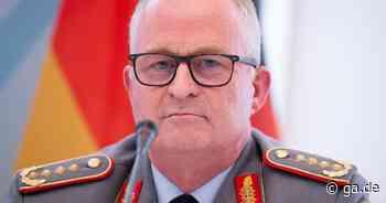 Bonn: Interview mit Bundeswehr-Generalinspekteur Eberhard Zorn - General-Anzeiger Bonn