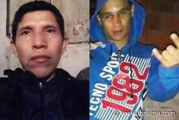 Doble homicidio en La Frontera (Chinchiná) durante balacera - La Patria.com