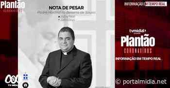 Diocese de Guarabira lamenta morte de padre Hachid Ele é mais uma vítima da Covid-19 - PortalMidia