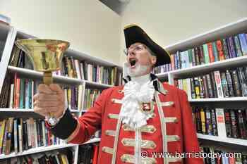 Barrie Town Crier joins chorus trying to keep the Keewatin home - BarrieToday