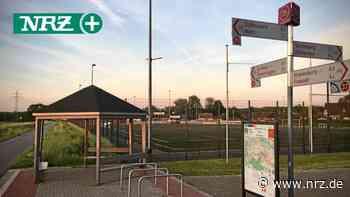 Kranenburg: Automat für Schläuche an der Europa-Radbahn - NRZ