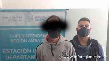 Lo detuvieron en Florencio Varela por un homicidio cometido en Avellaneda - InfoRegión