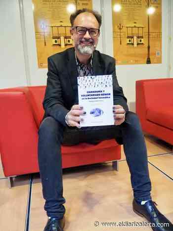EXTREMADURA.-Santiago Cambero presenta en la Feria del Libro de Cáceres un recorrido por los diferentes enfoques del envejecimiento - Alerta