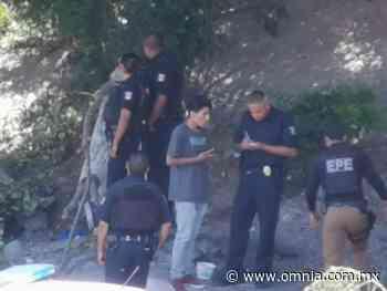 Intensa movilización policiaca en Jardines del Santuario - Omnia