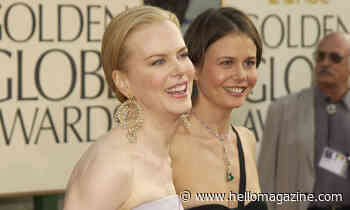 Nicole Kidman's sister Antonia shares rare picture with lookalike daughter - HELLO!