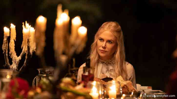 'Nine Perfect Strangers': An Exclusive Look at Nicole Kidman's Next Mystery - Vanity Fair