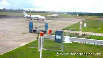 Alta Floresta registra movimento de 11,9 mil passageiros no aeroporto no quadrimestre - Só Notícias
