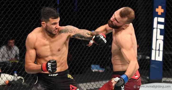 From 242-pound teenager to UFC talent: How jiu-jitsu changed Luigi Vendramini's life
