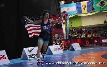 Alan Pérez se queda con la plata panamericana al caer contra Casale de Estados Unidos - El Sol de Cuernavaca