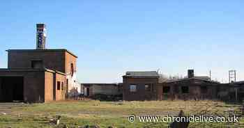 The creepy abandoned buildings of a former Gateshead colliery