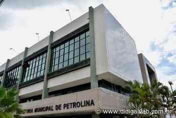 Petrolina antecipa parcela do 13º de servidores e injeta quase R$ 12 milhões na economia - Blog do Didi Galvão