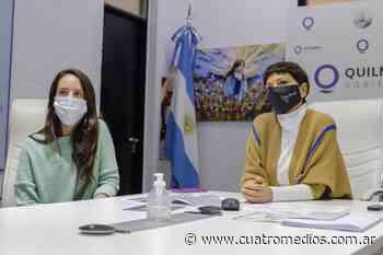 Quilmes: el Municipio firmó un contrato con Provincia para realizar obras en el barrio Sayonara de Solano - Cuatro Medios