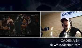 La reacción de Mati Arrieta con la publicidad de Quilmes - Cadena 3