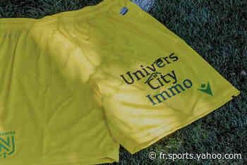 FC Nantes : Un nouveau sponsor sur le short des Canaris - Yahoo Sport