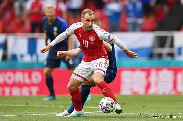 Las reacciones que dejó el desvanecimiento de Christian Eriksen durante duelo entre Dinamarca y Finlandia