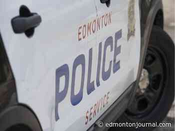 Westbound lanes of Whitemud Drive closed as Edmonton police investigate collision