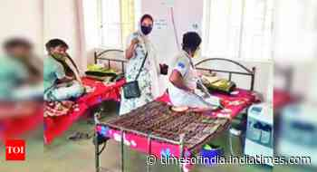 Madhya Pradesh records 337 coronavirus cases, 24 deaths - Times of India