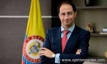 MinHacienda José Manuel Restrepo positivo para Covid - Opinion Caribe