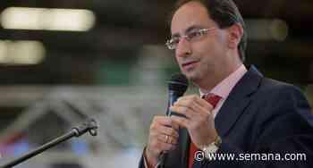 Ministro de Hacienda, José Manuel Restrepo, con covid-19: esto es lo que puede pasar con la reforma tributaria - Semana