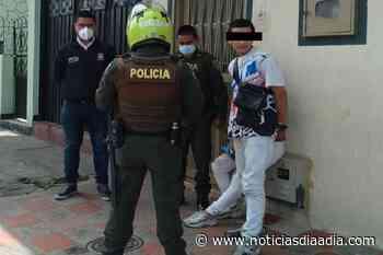 Capturados presuntos microtraficantes en el Chorro de Padilla, Fusagasugá - Noticias Día a Día