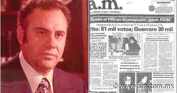 Especial del 43 aniversario: Fito Padilla, un alcalde inolvidable - Periódico AM