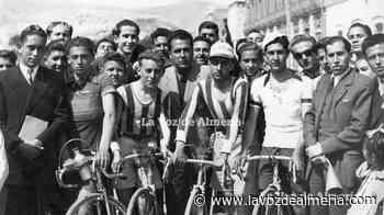El alumno ciclista de Celia Viñas - La Voz de Almería