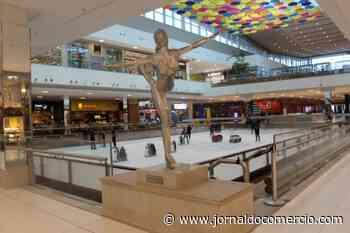 Pista de patinação de gelo é reaberta em shopping de Canoas - Jornal do Comércio