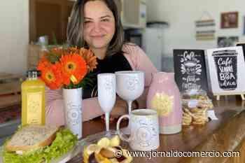 Empreendedora aposta em delivery de café da manhã em Canoas - Jornal do Comércio