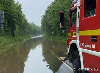 20 Einsätze für Feuerwehr nach Unwetter über Grevenbroich - Lokalklick.eu - Online-Zeitung Rhein-Ruhr