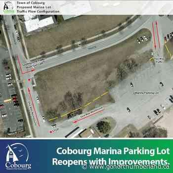 Cobourg Marina Parking lot Getting Resurfaced - 93.3 myFM